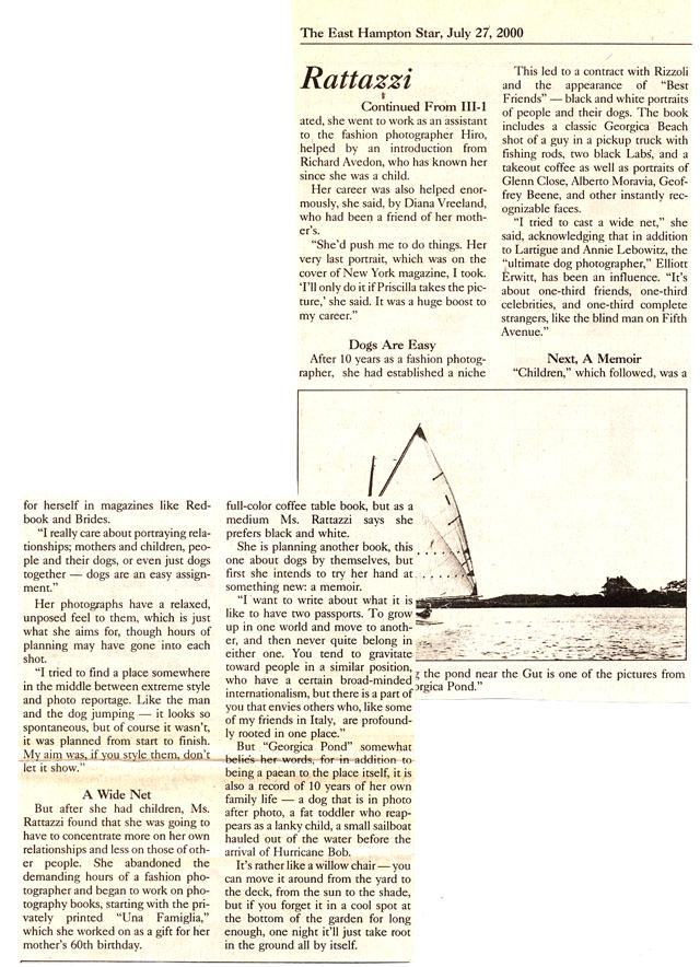 East Hampton Star, July 27, 2000 2