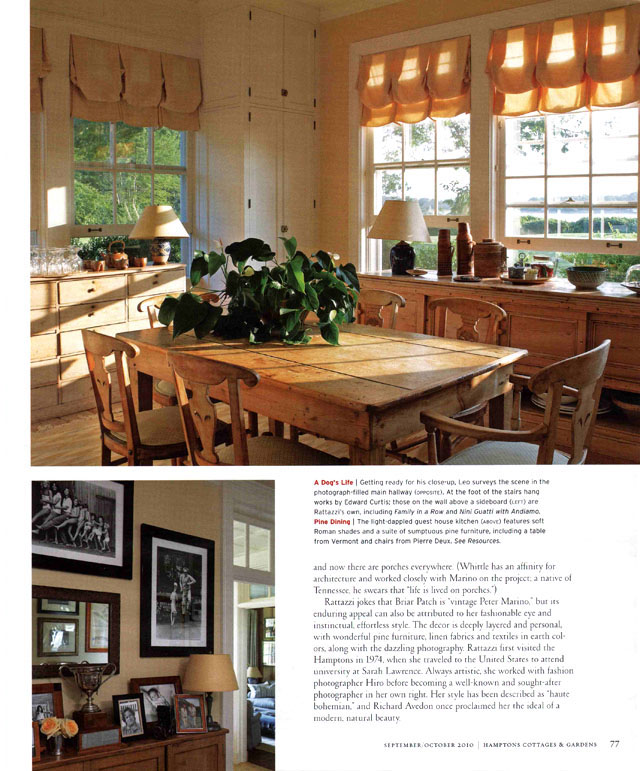 Hamptons Cottages & Gardens, September October, 2010 5