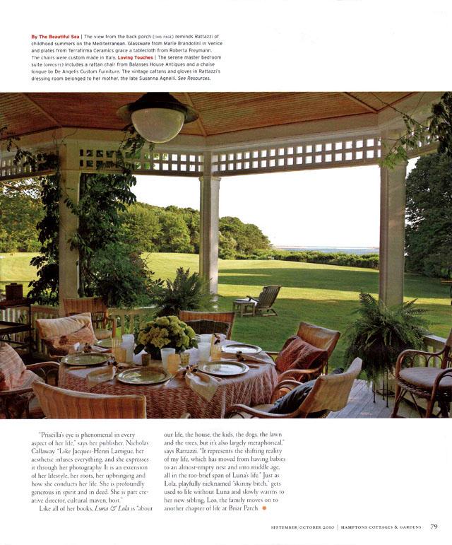 Hamptons Cottages & Gardens, September October, 2010 7