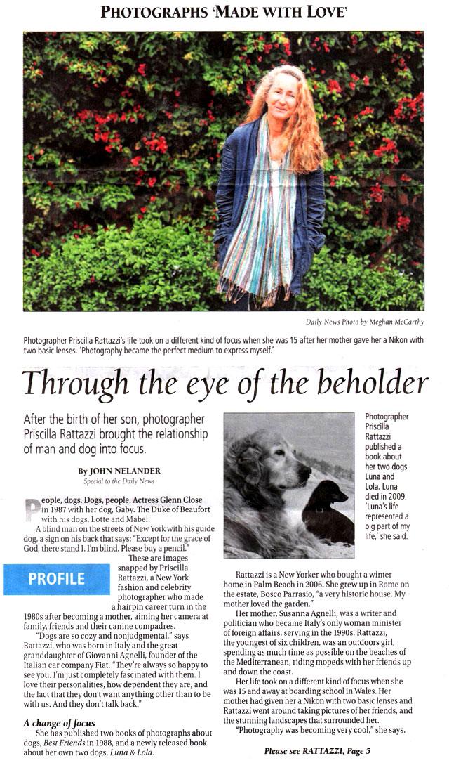 Palm Beach Daily News 1 February 2011