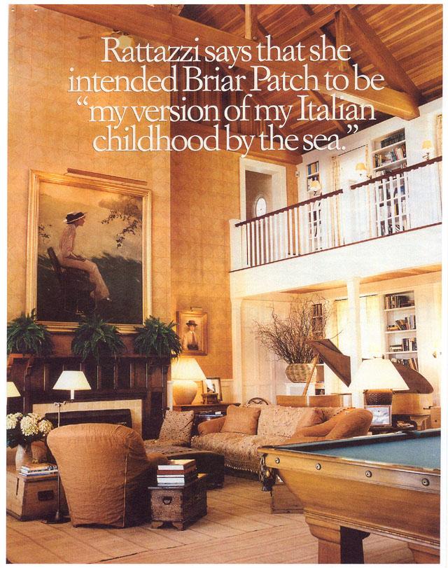 W Magazine, August, 2000 7